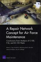 A Repair Network Concept for Air Force Maintenance