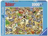 Ravensburger Puzzel - Asterix: Jacht Op Everzwijnen