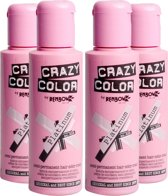 Crazy Color Peacock Blue 100ml - Haarverf
