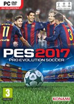 Pro Evolution Soccer 2017 (PES 2017) - Windows