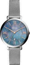 Fossil Zilverkleurig Vrouwen Horloge ES4322