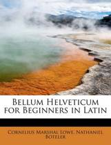 Bellum Helveticum for Beginners in Latin