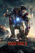 Poster Iron Man 3 - crouching