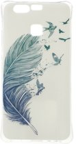 Youngsters Huawei P9 Lite Hoesje - feather & birds Back Cover