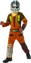 Star Wars Rebels Ezra Deluxe - 2pcs - Kostuum kind - Maat 146/152 - Carnavalskleding