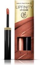 Max Factor Lipfinity Lip Colour Lipstick - 191 Stay Bronzed