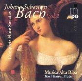 Bach: Complete Flute Sonatas Vol 2 / Kaiser, Musica Alta Ripa