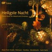 Heiligste Nacht -Chormusik Fur Advent Und Weihnach