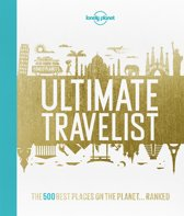 Boekomslag van 'Lonely Planet's Ultimate Travelist'