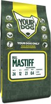 Yourdog bull mastiff hondenvoer volwassen 3 kg
