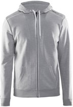 Craft In-The-Zone Full Zip Hood men grey 3xl