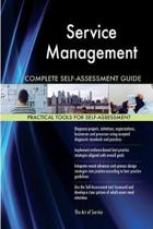 Service Management Complete Self-Assessment Guide