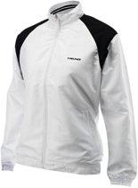 Head Tennisjack Club Cooper Junior Wit/zwart Maat 116