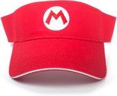 Nintendo - Super Mario Badge Tennis Visor