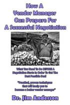 How a Vendor Manager Can Prepare for a Successful Negotiation