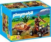 Playmobil Safari Quad - 4834
