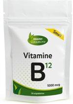 Vitamine B12 5000 mcg SMALL - 30 tabletten