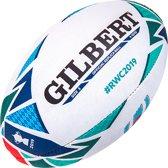Gilbert Official Replica World Cup rugbybal Japan 2019 maat 5