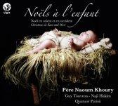 Noels A Lenfant Christmas In East