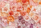 W & G Fotobehang Flowers - 8 delig