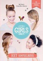 For Girls Only! - Het kapselboek