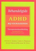 Behandelgids ADHD bij volwassenen therapeutenhandleiding Therapeutenhandleiding