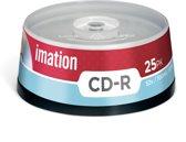 Imation CD-R 80 min/700 MB 25 stuks op spindel