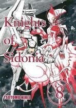 Knights Of Sidonia, Vol. 8
