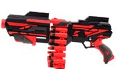 Serve & Protect Shooter Large 50cm met 40 pijlen in riem