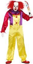 Horror Clown Pennywise Kostuum - Maat L