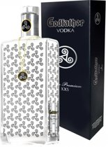Godfather Ultra Premium Vodka Giftbox 70cl