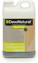 DevoNatural Wood Soap Grey / Houtzeep - 2 liter