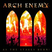 As The Stages Burn! (Limited Deluxe Edition) (Boxset)
