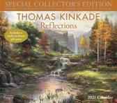 Thomas Kinkade Special Collector's Edition 2021 Deluxe Wall Calendar