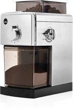Wilfa - CG-110S - elektrische koffiemolen - zilver