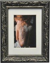 Henzo Chique Baroque - Fotolijst - Fotomaat 13x18 cm - Zwart