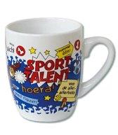 Cartoonmok Sporttalent