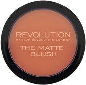 Makeup Revolution The Matte Blush - Fusion