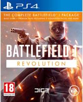 Battlefield 1 - Revolution Edition - PS4 (EN/AR cover - game in het Engels)