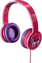 "Hama ""Blink'n Kids"" kid's headphones, over-ear, sound limiting technology, flashing effect"
