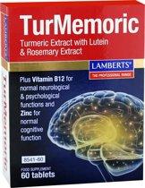Lamberts TurMemoric 60 tabletten