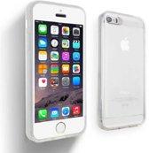 Apple Iphone 5 / 5S / SE Transparant siliconen hoesje
