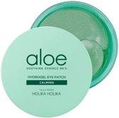 Holika Holika Aloe Soothing Essence 80% Hydrogel Eye Patch (60pcs)