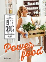 Boek cover Powerfood van Rens Kroes (Hardcover)