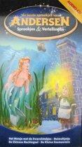 de beste Sprookjes van Andersen Sprookjes & Vertellingen -1 cd LUISTERBOEK
