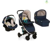 Hauck Miami 4 Trio Set - Kinderwagen - Pooh Ready to Play