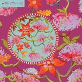 Blooms by Nel Whatmore Wall Calendar 2017