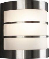 CALGARY wall lantern inox 1x60W 230V