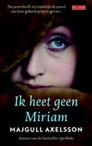Ik heet geen Miriam