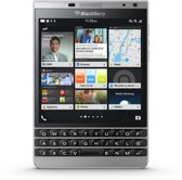 BlackBerry Passport (QWERTY) - Zilver